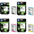 HP 88 Original High Capacity Black and Colour 4 Ink Cartridge Pack