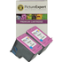 HP 901XL Compatible High Capacity Colour Ink Cartridges Twinpack