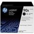 HP 90X ( CE390XD ) Original High Yield Black Toner Cartridge Twinpack