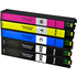 HP 913A Compatible PageWide Ink Cartridge 5 Pack