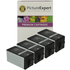 HP 920 ( CD971AE ) Black Standard Capacity Compatible Black Ink Cartridge x4