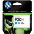 HP 920XL ( CD972AE ) Original High Capacity Cyan Ink Cartridge