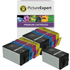 HP 920XL Compatible Black and Colour Ink Cartridge 9 Pack - 3 x BK, 2 x C/M/Y