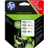 HP 920XL Original Black and Colour 4 Ink Cartridge Pack