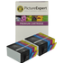 HP 920xl ( CD972 / CD973 / CD974 / CD975 ) Compatible Black and Colour 8 Ink Cartridge Pack