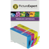 HP 920xl ( CD973 / CD974 / CD975 ) Compatible Colour 3 Ink Cartridge Pack