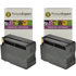 HP 932XL ( CN053AE ) Compatible High Capacity Black Ink Cartridge TWINPACK