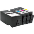 HP 934XL / 935XL ( C2P23AE / C2P24AE / C2P25AE / C2P26AE ) Compatible Ink Cartridge 4 Pack - Newest Chip Technology