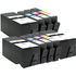 HP 934XL / 935XL ( C2P23AE / C2P24AE / C2P25AE / C2P26AE ) Compatible Ink Cartridge 9 Pack - Newest Chip Technology