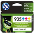 HP 935 Original Colour Ink Cartridge 3 Pack