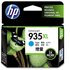 HP 935XL ( C2P24AE ) Original Cyan Ink Cartridge