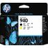 HP 940 ( C4900a ) Original Black and Yellow Printhead