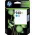 HP 940XL ( C4907ae ) Original Cyan Ink Cartridge