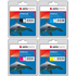 HP 950XL & 951XL AGFA Premium Black & Colour 4 Ink Cartridge Pack