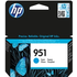 HP 951 (CN050AE) Original Cyan Ink Cartridge