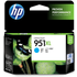 HP 951XL ( CN046AE ) Original High Capacity Cyan Ink Cartridge