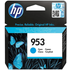 HP 953 (F6U12AE) Original Cyan Ink Cartridge