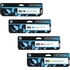 HP 980 Original Black and Colour Ink Cartridge Multipack