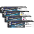 HP 981A (J3M68A/69A/70A/71A) Original Page Wide Black and Colour Ink Cartridge Pack
