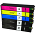 HP 981X Compatible Page Wide High Capacity Black and Colour Ink Cartridge 5 Pack