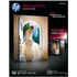 HP CR676A Original 13x18cm Glossy Photo Paper, 300g x 20