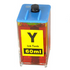 HP Yellow Refill INK TANK for: 364 Easy Yellow Refill Kit