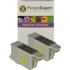Kodak No.10 / 8955916 Compatible Black Ink Cartridge Twin Pack