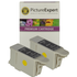 Kodak No.30XL / 3952363 Compatible High Capacity Black Ink Cartridge Twin Pack