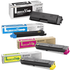 Kyocera TK-5280 Original Black & Colour Toner Cartridge 4 Pack