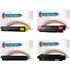 Kyocera TK-590BK/C/M/Y Compatible Black & Colour Toner Cartridge Multipack