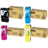 Kyocera TK-825 BK/C/M/Y Black and Colour Toner Multipack