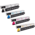 Kyocera TK-8800 Original Black & Colour Toner Cartridge 4 Pack