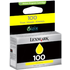 Lexmark 100/14N0902E (14N0922) Original Yellow Return Programme Ink Cartridge