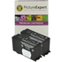 Lexmark 100XL / 14N1068E Compatible Twinpack Black Ink Cartridges