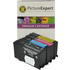 Lexmark 100XL Compatible High Capacity 4 Ink Cartridges Pack