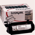 Lexmark 12A0825 Original Black Return Program Toner Cartridge