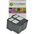 Lexmark 14 / 018C2090E Compatible Black Ink Cartridge ** TWIN PACK DEAL **