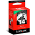 Lexmark 14 / 018C2090E Original Black Return Program Ink Cartridge