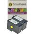 Lexmark 2 / 18CX190E / 18C0190E x2 Compatible Colour Ink Cartridges