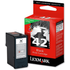 Lexmark 42 / 18Y0142e Original Moderate Use Black Ink Cartridge