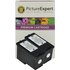 Lexmark 44 / 18YX144 Compatible Black Ink Cartridge **TWIN PACK DEAL**
