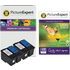 Lexmark 44 Compatible Black x2, 43 Compatible Colour x2 & Photo Paper Pack