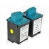Lexmark 50 / 17G0050 & 60 / 17G0060 Compatible Black & Colour Ink Cartridge Pack