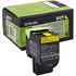 Lexmark 80C20Y0 (802Y) Original Yellow Toner Cartridge