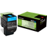Lexmark 80C20C0 (802C) Original Cyan Toner Cartridge