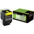 Lexmark 80C20Y0 (802Y) Original Yellow Toner Cartridge
