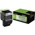 Lexmark 80C2HK0 (802HK) Original High Capacity Black Toner Cartridge