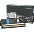 Lexmark C5200CS Original Cyan Toner Cartridge
