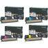 Lexmark C5220 KS/CS/MS/YS Original Black (BK/C/M/Y) Toner Cartridge Multipack