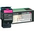 Lexmark C540A1MG Original Magenta Toner Cartridge